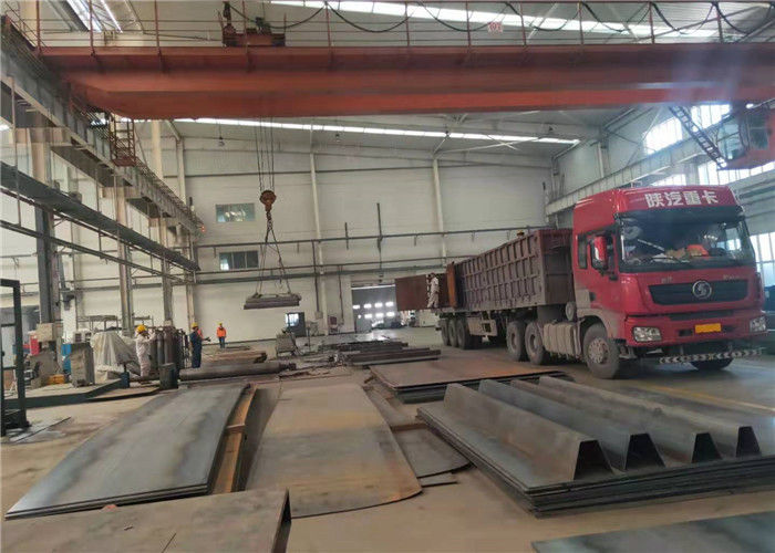 Pitless Electronic 3*18m 120 Ton Industry Weighbridge